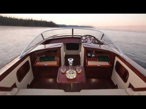 Coeur d'Alene Custom Wood Boats