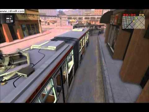 Trolebus - Bus & CableCar Simulator
