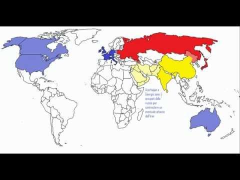 ecco come scoppierà la terza guerra mondiale