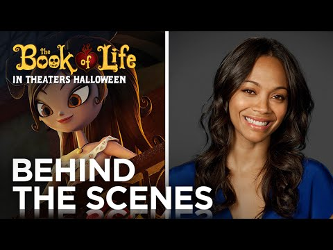 The Book of Life (Featurette 'Becoming a Hero')