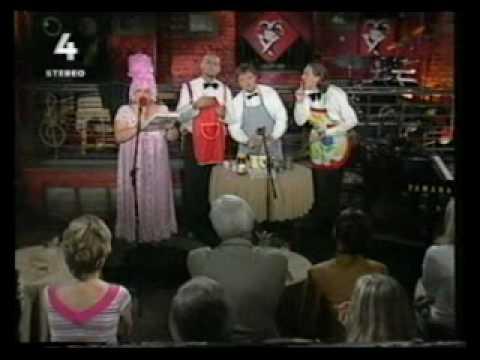 Kwartet Okazjonalny - Muzykulinaryzm