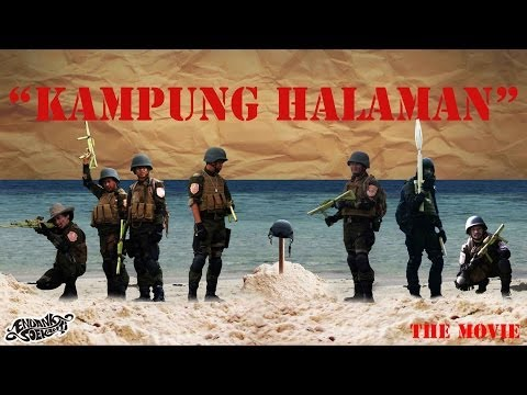 ENDANK SOEKAMTI official video klip KAMPUNG HALAMAN