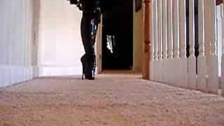 Walking In Ballet Boots