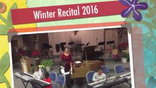 2016 Winter Recital