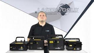 Laserworld Showlaser von 500 mW -1500 mW