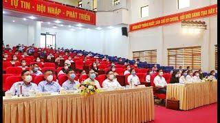 Hội nghị phân tích, đánh giá Chỉ số năng lực cạnh tranh (DDCI) thành phố Uông Bí năm 2020; Gặp gỡ, tiếp xúc doanh nghiệp năm 2021