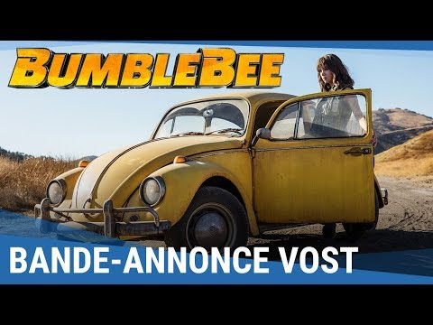 BUMBLEBEE - Bande-annonce 1 VOST