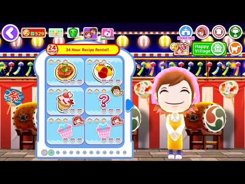 COOKING MAMA Let's Cook! V1.43.1 Hack Mod Apk (Mod Coins) For Android