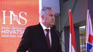 Održana večer zahvale dr. Dragana Čovića, hrvatskog člana Predsjedništva BiH