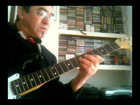 how to play African soukous guitar part 1_mp4