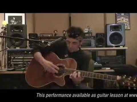 "Nils Lofgren ""Keith Don't Go"" (lesson)"
