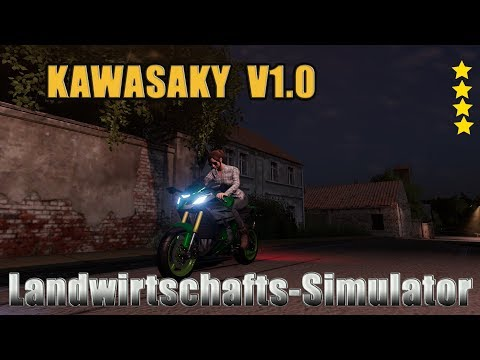 Kawasaky fs19 v1.0