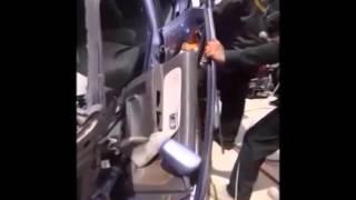 สาธิตการใช้เครื่องตัดถ่าง Vol 1 โดย ร่วมกตัญญูพุเตย extrication training Vol.1 by ruamputoei