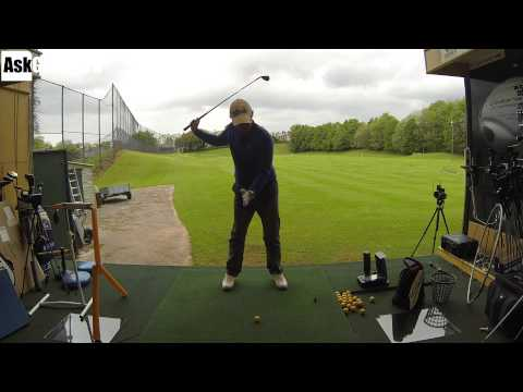 Golf Set Up Affects Your Body Turn