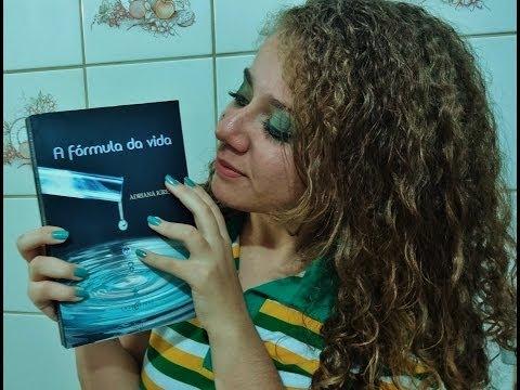 Resenha: A fórmula da vida - Adriana Igrejas