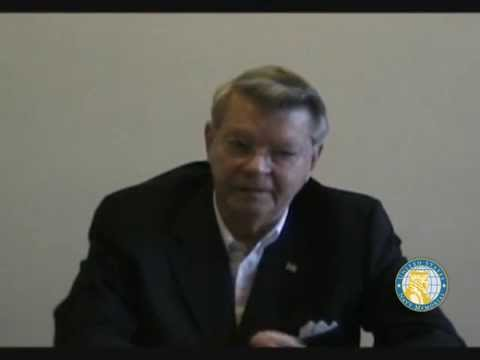 USNM Interview of William L  Schachte Part Four ROTC Work at the University of Rochester, JAG, and N
