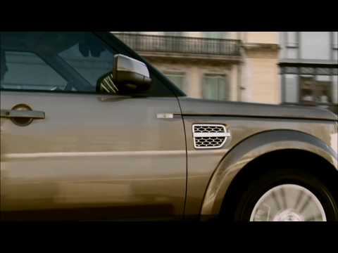 Land Rover Commercial for Land Rover Discovery LR4 (2010) (Television Commercial)