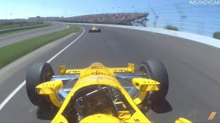 We're at the Indianapolis Motor Speedway museum with Ryan Hunter Reay, who's not only the 2014 Indy 500 winner, but also a huge Indy Fan. We're looking at Indy cars from 1911 to last year's car, and talking about racing tech.More at TheDrive.comhttp://www.thedrive.com/video/10702/how-does-an-indy-500-champion-prep-for-the-big-race