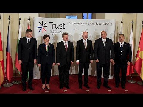 «Σχέδιο Β» για την ενίσχυση των συνόρων Βουλγαρίας και Σκοπίων συζήτησε η ομάδα Βίζεγκραντ