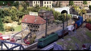 Chatillon-sur-Chalaronne France  city pictures gallery : Le musée du train miniature (Châtillon sur Chalaronne - Ain - France)