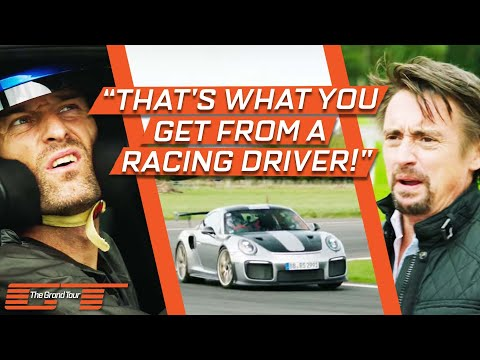 Making The Grand Tour: Mark Webber's Driver Audition