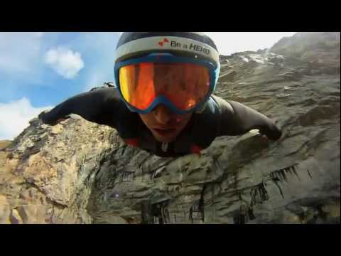 Base Jumping Bombsquad Goes to Norway