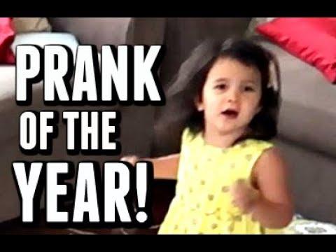 Prank Of The Year! - Dancember 31, 2017 -  Itsjudyslife Vlogs