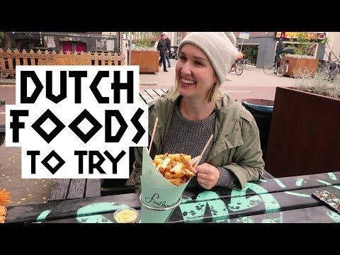 Dutch Foods To Try