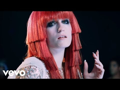 Music Video: Florence + The Machine – Spectrum