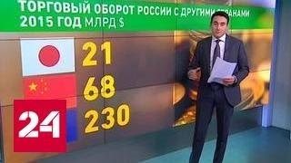 Москва и Токио взяли курс на сближение