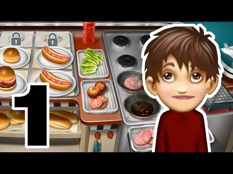 BECOMING FRY COOKS! - Cooking Fever Ep1 | PotatoLifeGaming