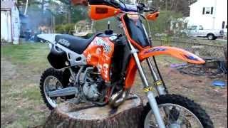 7. 1999 KTM 65 - For Sale