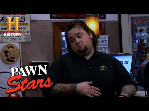 CHUMLEE'S EXTREME HEALTH CHALLENGE | Pawn Stars (Season 7) | History