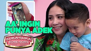 Download Video Rafathar Minta Adek Ke Papa Raffi Dan Mama Nagita Slavina - Suka Suka Sore Sore (7/3) MP3 3GP MP4