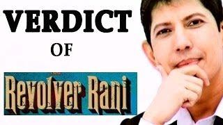 Revolver Rani    Movie Verdict