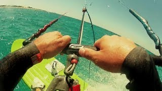 La mayor carrera de Kitesurf de Australia, by Red Bull