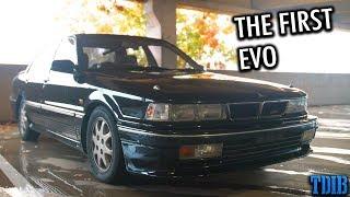 Mitsubishi Galant VR4 Review - The Original Mitsubishi Evo by That Dude in Blue