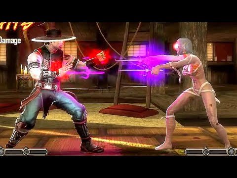 mortal - More Mortal Kombat Videos http://www.youtube.com/playlist?feature=addto&list=PL_wlbjyZHD1Z5Pe9VBlTyvw2es8OSf4ks Mortal Kombat is a 2.5D fighting game with 3D...