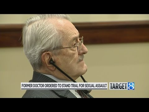 Former missionary doctor ordered to stand trial in sex case