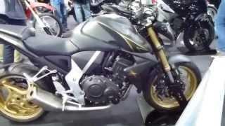 8. 2013 Honda CB 1000 R 125 Hp 230 Km/h 142 mph * see also Playlist