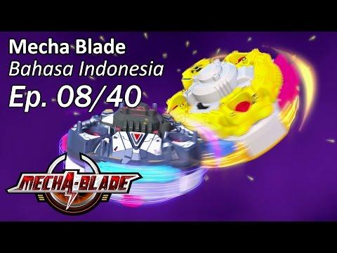 Mecha Blade Bhs Indonesia Ep. 8/40