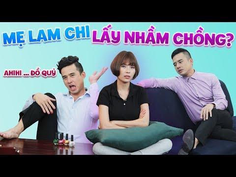 Gia đình là số 1 phần 2 ep cut 106: Ba Lam Chi khiến vợ đổ mồ hôi hột vì sở thích ... không giống ai - Thời lượng: 11 phút.