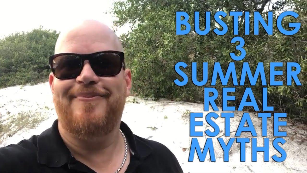 Busting 3 Summer Real Estate Myths