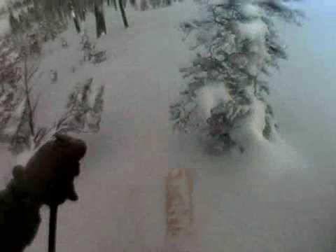 Backcountry Skis - testing and news