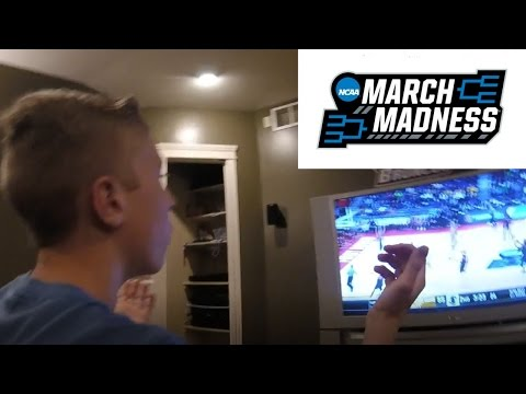 HIllarious March Madness Stereotypes (видео)