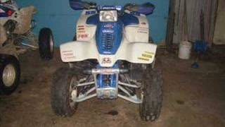 5. Suzuki quadsport 250