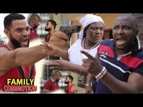 Family Commotion Season 1 & 2 - (New Movie) 2019 Latest Nigerian Movie