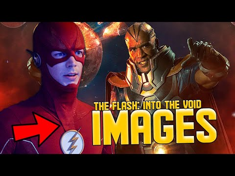 What's Going On With The New Cowl? The Monitor Returns! The Flash 6x01 Images Breakdown