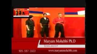 Maryam Mohebbiتکنیک های دفاع شخصی موقع تجاوز جنسی