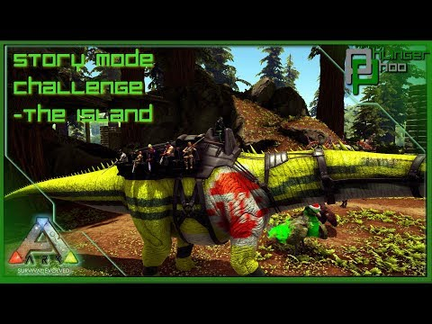 EPIC TOUR OF THE ISLAND ON THE MAGIC SCHOOL BUS! Ark: Survival Evolved - W/Patreons